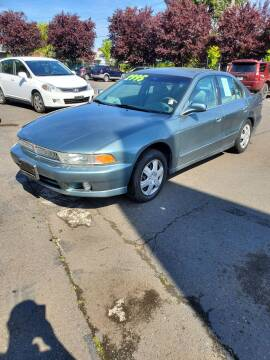 2000 Mitsubishi Galant for sale at Blue Line Auto Group in Portland OR