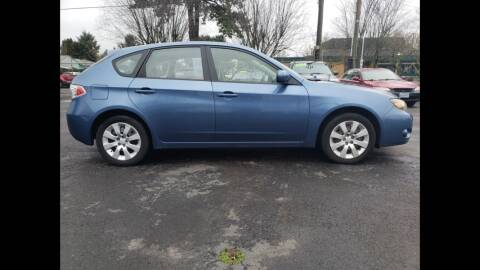 2010 Subaru Impreza for sale at Blue Line Auto Group in Portland OR