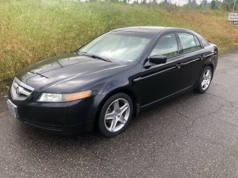 2005 Acura TL for sale at Blue Line Auto Group in Portland OR