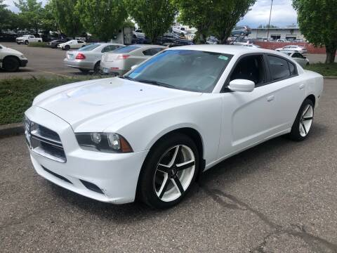2014 Dodge Charger for sale at Blue Line Auto Group in Portland OR