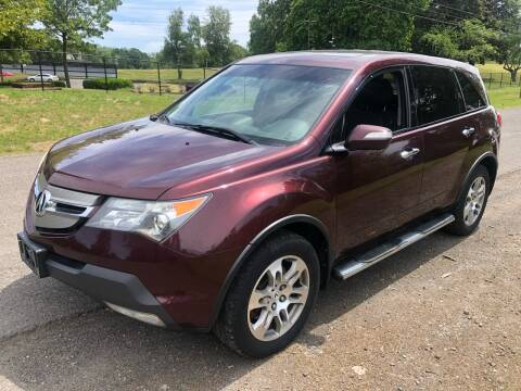 2007 Acura MDX for sale at Blue Line Auto Group in Portland OR