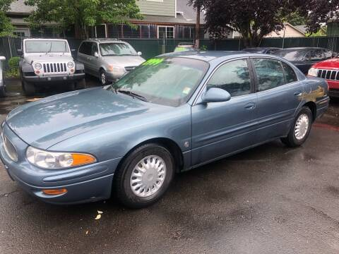 2000 Buick LeSabre for sale at Blue Line Auto Group in Portland OR