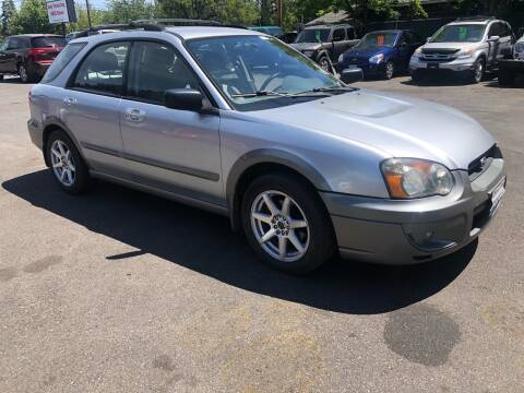 2004 Subaru Impreza for sale at Blue Line Auto Group in Portland OR
