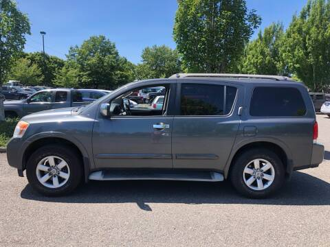2010 Nissan Armada for sale at Blue Line Auto Group in Portland OR