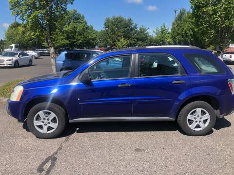 2006 Chevrolet Equinox for sale at Blue Line Auto Group in Portland OR