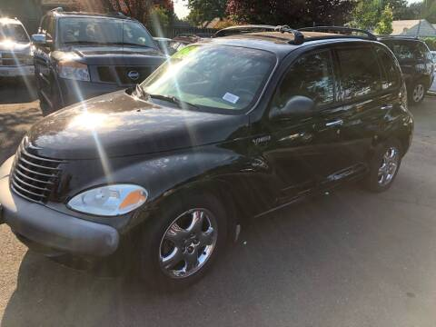 2002 Chrysler PT Cruiser for sale at Blue Line Auto Group in Portland OR
