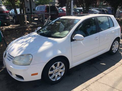 2008 Volkswagen Rabbit for sale at Blue Line Auto Group in Portland OR