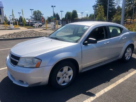 2009 Dodge Avenger for sale at Blue Line Auto Group in Portland OR