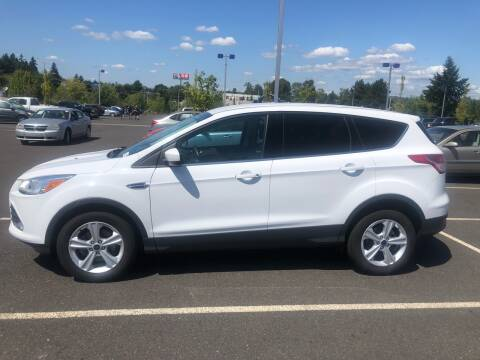 2016 Ford Escape for sale at Blue Line Auto Group in Portland OR