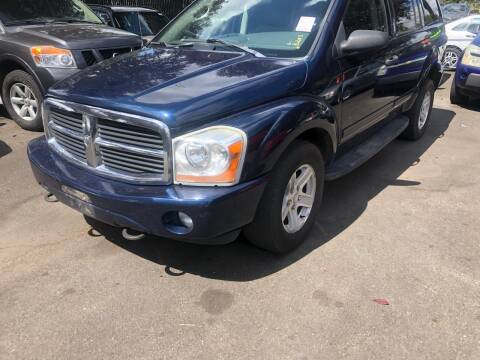 2004 Dodge Durango for sale at Blue Line Auto Group in Portland OR
