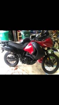 2012 Kawasaki KL650 for sale at Blue Line Auto Group in Portland OR