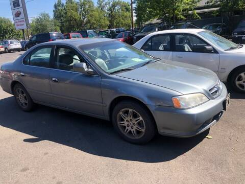 1999 Acura TL for sale at Blue Line Auto Group in Portland OR