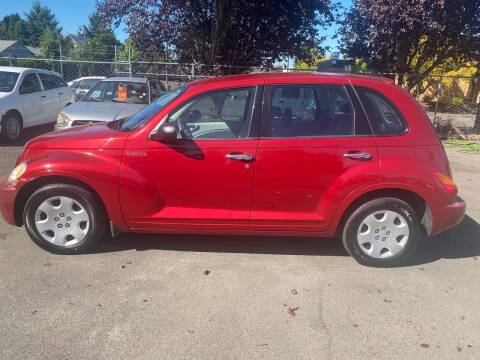 2006 Chrysler PT Cruiser for sale at Blue Line Auto Group in Portland OR
