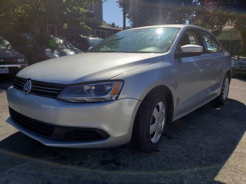2014 Volkswagen Jetta for sale at Blue Line Auto Group in Portland OR