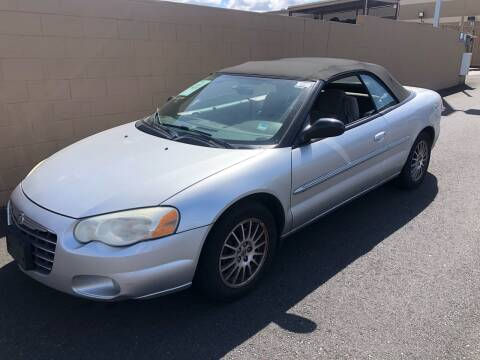 2006 Chrysler Sebring for sale at Blue Line Auto Group in Portland OR