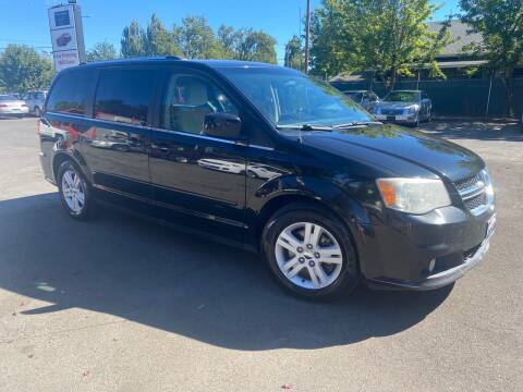 2012 Dodge Grand Caravan for sale at Blue Line Auto Group in Portland OR