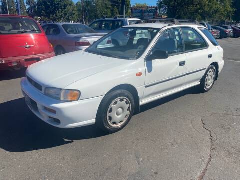 1998 Subaru Impreza for sale at Blue Line Auto Group in Portland OR