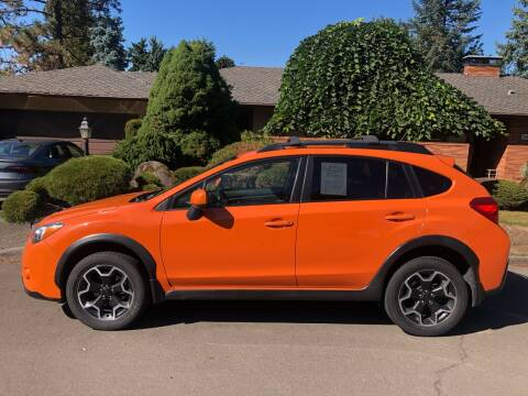 2013 Subaru XV Crosstrek for sale at Blue Line Auto Group in Portland OR