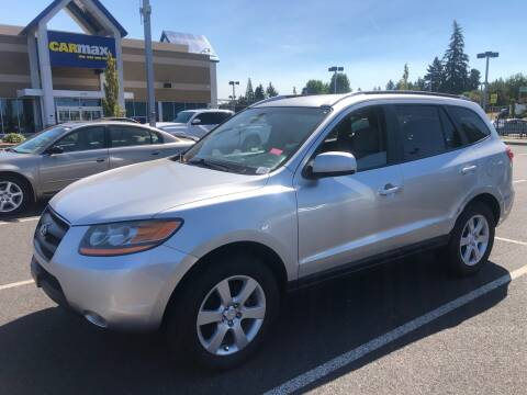2008 Hyundai Santa Fe for sale at Blue Line Auto Group in Portland OR