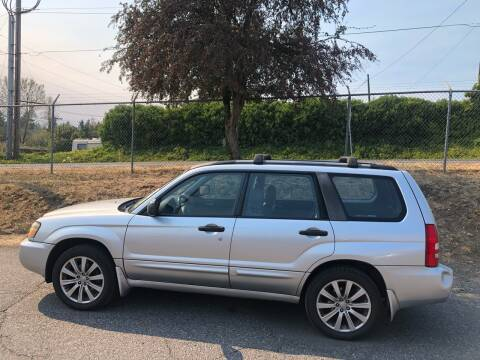 2005 Subaru Forester for sale at Blue Line Auto Group in Portland OR