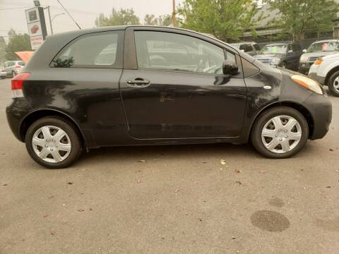 2009 Toyota Yaris for sale at Blue Line Auto Group in Portland OR