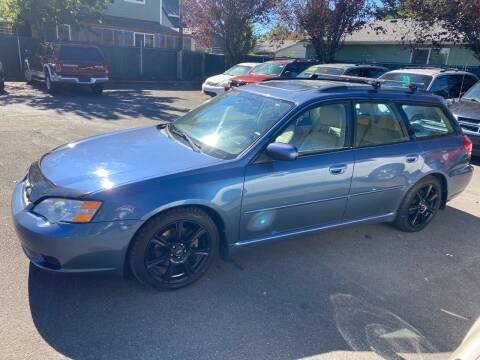 2006 Subaru Legacy for sale at Blue Line Auto Group in Portland OR