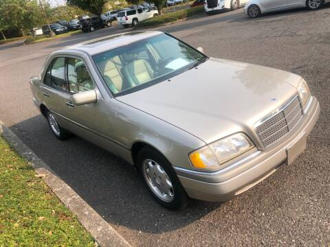 1997 Mercedes-Benz C-Class for sale at Blue Line Auto Group in Portland OR