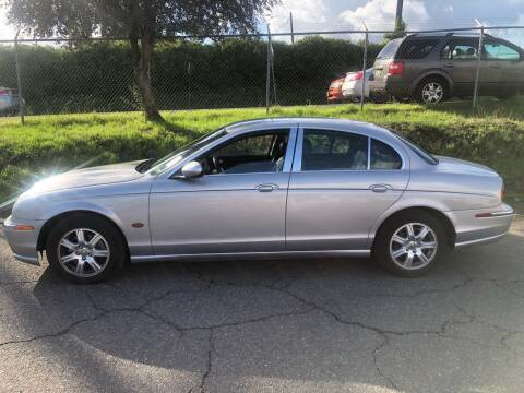 2003 Jaguar S-Type for sale at Blue Line Auto Group in Portland OR