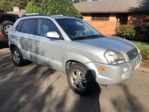 2007 Hyundai Tucson for sale at Blue Line Auto Group in Portland OR