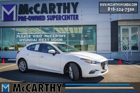 2017 Mazda MAZDA3 for sale at Mr. KC Cars - McCarthy Hyundai in Blue Springs MO