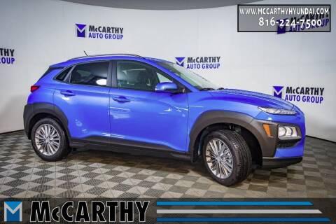 2021 Hyundai Kona for sale at Mr. KC Cars - McCarthy Hyundai in Blue Springs MO