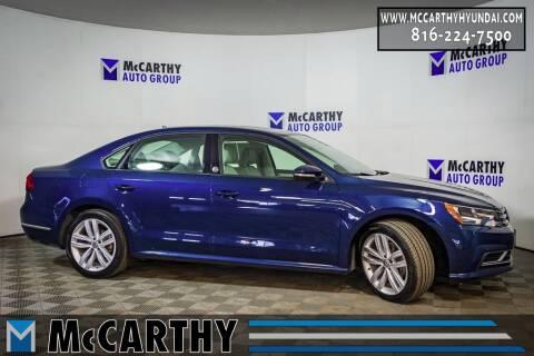 2019 Volkswagen Passat for sale at Mr. KC Cars - McCarthy Hyundai in Blue Springs MO