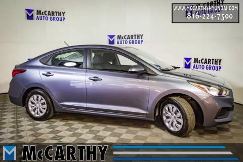 2019 Hyundai Accent for sale at Mr. KC Cars - McCarthy Hyundai in Blue Springs MO