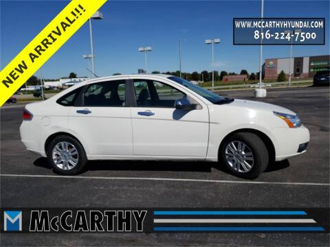 2010 Ford Focus for sale at Mr. KC Cars - McCarthy Hyundai in Blue Springs MO