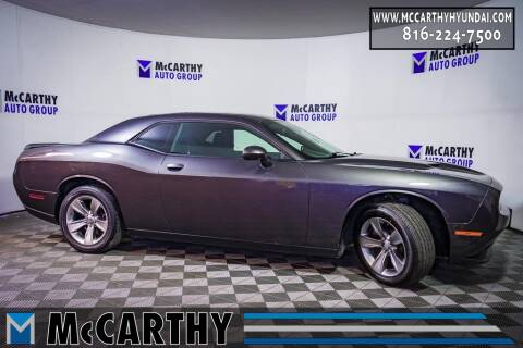 2016 Dodge Challenger for sale at Mr. KC Cars - McCarthy Hyundai in Blue Springs MO