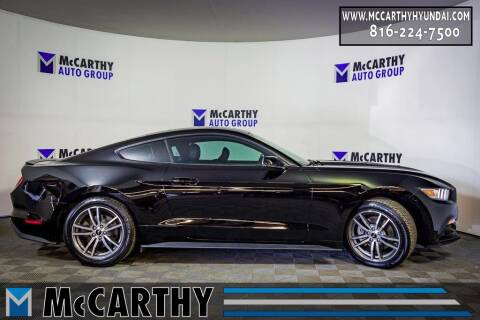 2015 Ford Mustang for sale at Mr. KC Cars - McCarthy Hyundai in Blue Springs MO