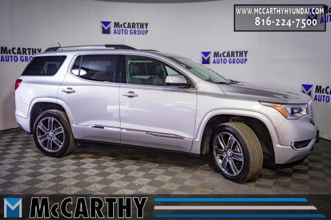 2018 GMC Acadia for sale at Mr. KC Cars - McCarthy Hyundai in Blue Springs MO