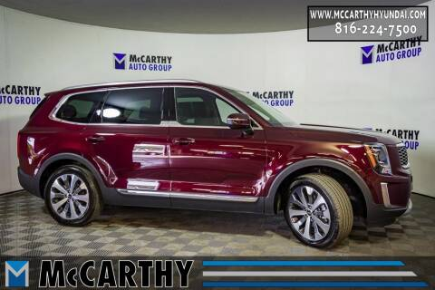 2020 Kia Telluride for sale at Mr. KC Cars - McCarthy Hyundai in Blue Springs MO