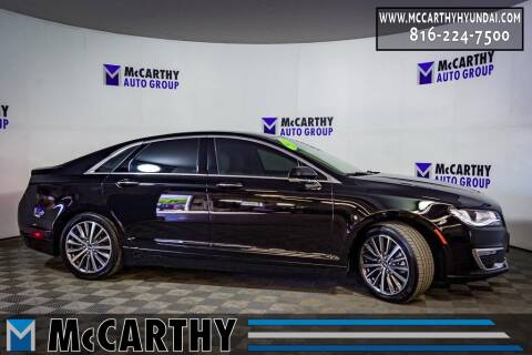 2019 Lincoln MKZ for sale at Mr. KC Cars - McCarthy Hyundai in Blue Springs MO