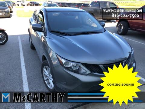2018 Nissan Rogue Sport for sale at Mr. KC Cars - McCarthy Hyundai in Blue Springs MO