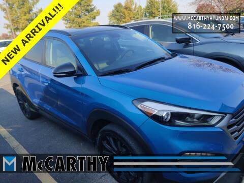 2017 Hyundai Tucson for sale at Mr. KC Cars - McCarthy Hyundai in Blue Springs MO