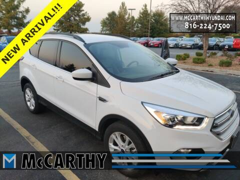 2019 Ford Escape for sale at Mr. KC Cars - McCarthy Hyundai in Blue Springs MO