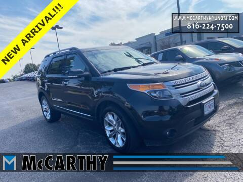2014 Ford Explorer for sale at Mr. KC Cars - McCarthy Hyundai in Blue Springs MO