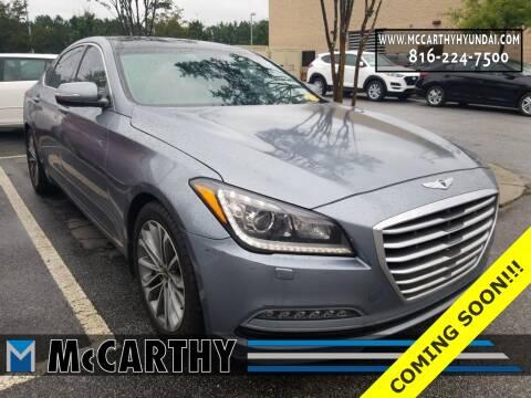 2016 Hyundai Genesis for sale at Mr. KC Cars - McCarthy Hyundai in Blue Springs MO