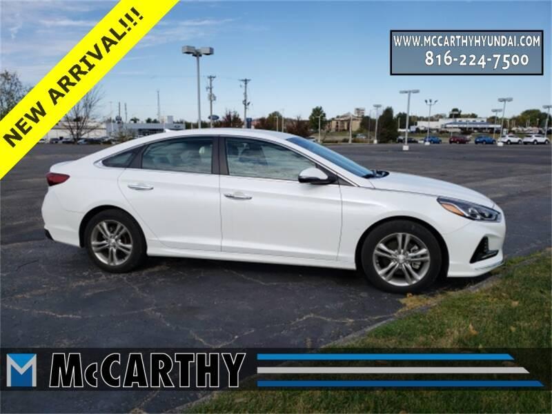 2018 Hyundai Sonata for sale at Mr. KC Cars - McCarthy Hyundai in Blue Springs MO