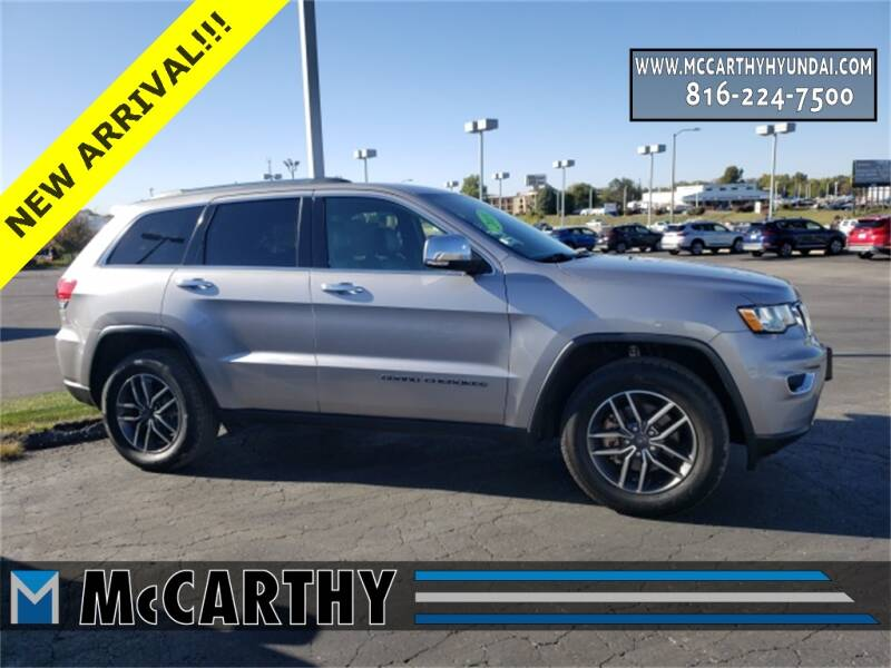 2019 Jeep Grand Cherokee for sale at Mr. KC Cars - McCarthy Hyundai in Blue Springs MO