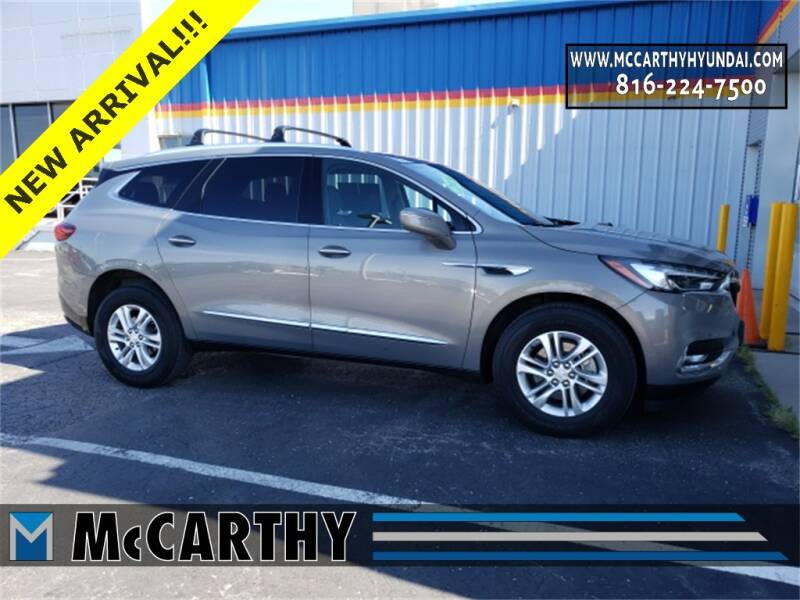 2019 Buick Enclave for sale at Mr. KC Cars - McCarthy Hyundai in Blue Springs MO