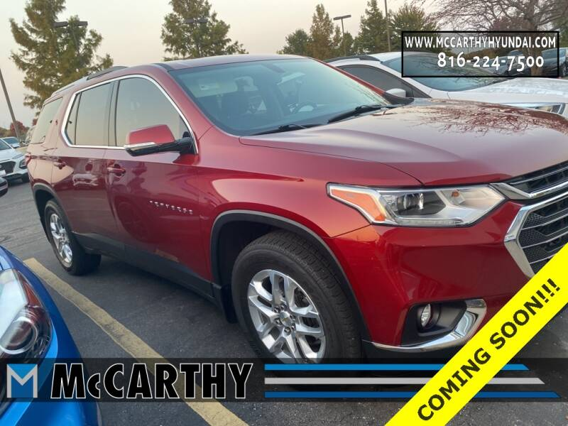 2018 Chevrolet Traverse for sale at Mr. KC Cars - McCarthy Hyundai in Blue Springs MO