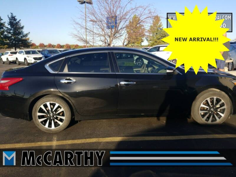 2018 Nissan Altima for sale at Mr. KC Cars - McCarthy Hyundai in Blue Springs MO