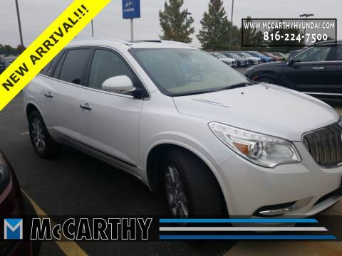2017 Buick Enclave for sale at Mr. KC Cars - McCarthy Hyundai in Blue Springs MO